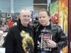 Gary Friedrich (creator of Ghost Rider) and Adam